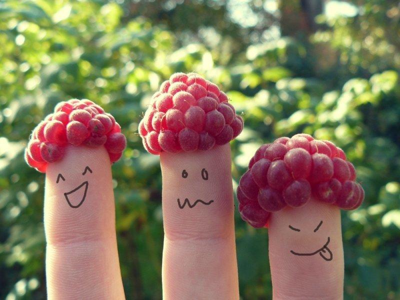 Смешные картинки про пальцы