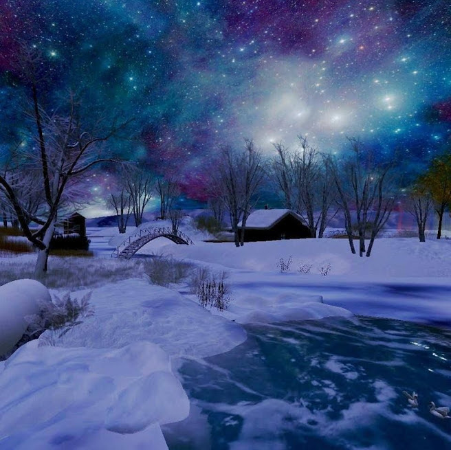 трепет таинственная зима картинки оказался действительно