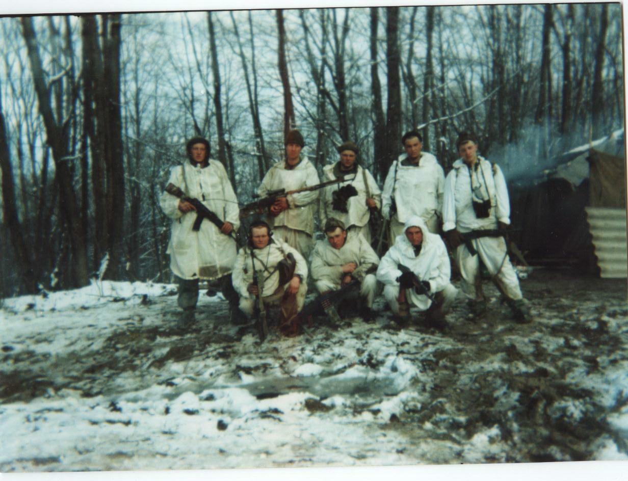 Вынесен приговор участвовавшим в бою с псковскими десантниками боевикам
