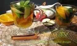Зеленый чай с корицей отзывы