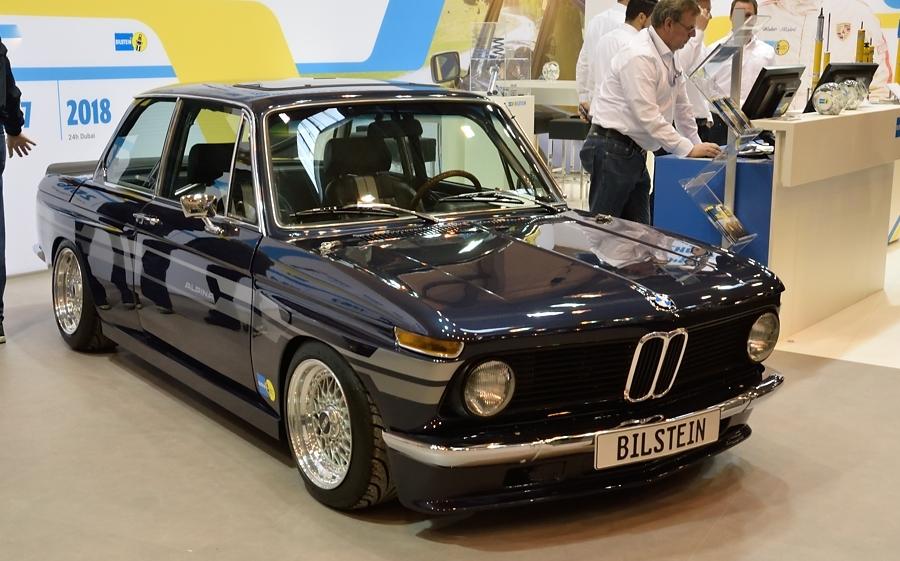 Техноклассика. BMW. Финал